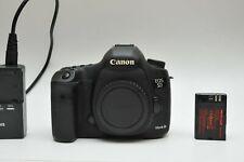 Canon EOS 5D Mark III Full Frame Digital SLR Camera SN392023001802