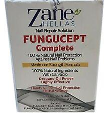 Zane Hellas FunguCept complete, Fungal Nail Solution