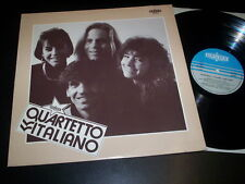 """Quartetto Italiano """"same"""" LP DRUMS EDL 2222"""