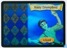 Harry Potter Adventures at Hogwarts Holo Card *Harry Triumphant* TCG CCG