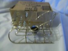 Home Interiors and Gifts Sleigh Candle Holder- # 5142-De- Bin S