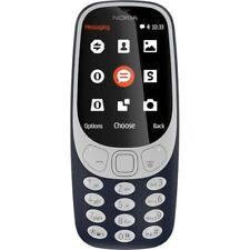 Nokia 3310 Dual-SIM blau