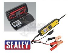 Sealey PPX Car Automotive Circuit Electrical Test Probe Plus 6-24V & Multimeter