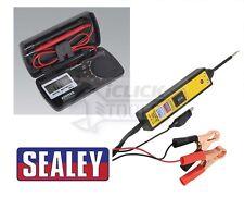 Circuito Sealey PPX coche Automotive Sonda de prueba eléctrica Plus 6-24V & Multímetro