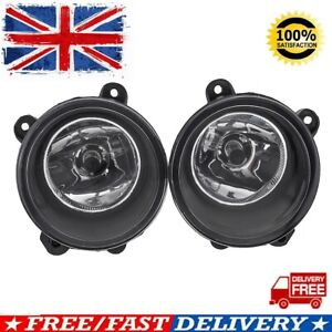 Front  Fog Lights Lamps L&R For Land Rover Discovery 2 3 RANGE ROVER Sport L322
