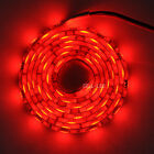 1M 5050 SMD Red 60LEDs IP65 waterproof Flexible Strip Light LED Car Lamp new