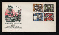 Gremany  B356-359  on cachet first day cover         MS0829