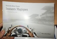 AUTOMOBILE MERCEDES BENZ INSTANTS MAGIQUES 120 ANS DE SPORT AUTOMOBILE 2014