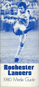 1980 Rochester Lancers Media Guide, North American Soccer League, NASL