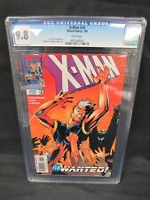 X-Man #34 (1998) Terry Kavanagh Story CGC 9.8 White Pages E394