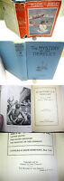 MYSTERY Of THE DERELICT,1927,John G. Rowe,1st Ed,Illust,DJ