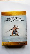 Games Workshop Birthday Stormcast Eternals Knight-Questor Larissa Shadowstalker