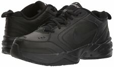 NIKE Men's Air Monarch IV Athletic Cross Trainer Shoe Black, 8 4E Wide US NEW