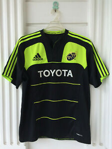 Original Adidas Munster Rugby Away 2010-2011 Maglia Camisa Jersey Shirt Size XL