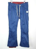 VANS Womens Size M Snowboard Ski Pants Snow Trousers Salopettes Blue