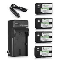 1600mAh LP-E6 Battery / Charger For Canon EOS 60D 80D 70D 7D 6D 5D Mark II III