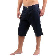 Shorts e bermuda da uomo blu in cotone taglia L