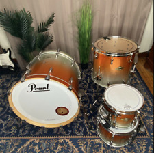 PEARL Masters SST | All Maple Shell Pack Orange Silver Sparkle *SYDNEY 2050