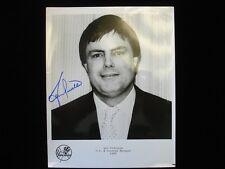 """Lou Piniella Autographed 8"""" x 10"""" Photograph - B&E Holo"""