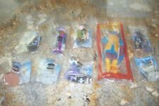 Lot of 9 New/Sealed Burger king Disney Hunchback of Notre Dame Toys  CHEAP NO RE