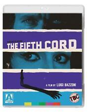 The Fifth Cord (Blu-ray) Franco Nero, Silvia Monti, Edmund Purdom