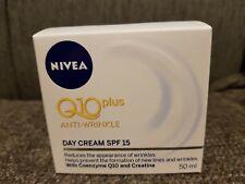 Nivea Q10+ Anti-Wrinkle Day Cream SPF 15