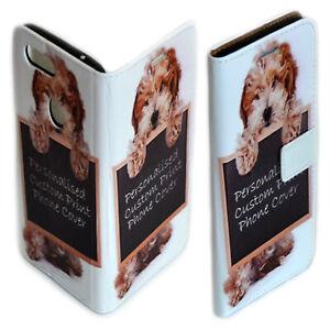 For Nokia Series Flip Wallet Mobile Phone Cover - Custom Personalised Print