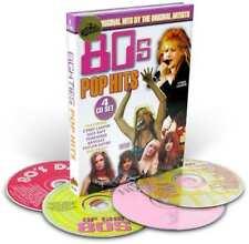 80s Pop Hits: 70 Original Hits (4-CD) Box set