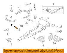 NISSAN OEM-Exhaust Bracket-Front 20722AF400