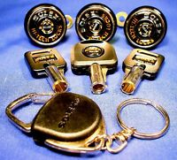 """HOLDEN COMMODORE VB VC VH VK VL SOLEX DOOR and BOOTLOCK SET 3pc """"ANTI THEFT"""" NEW"""