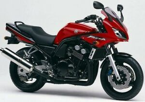 pastiglie EBC posteriori Yamaha FZS 600 Fazer 1998 1999 2000 2001 2002 2003