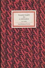 IB 871 - Russische Graphik des 20.Jh. (100 Tafeln) 1967