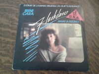 45 tours irene cara flashdance ... what a feeling