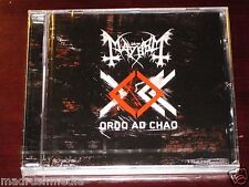 Mayhem: Ordo Ad Chao CD 2007 Season Of Mist USA Records SOM 150 NEW