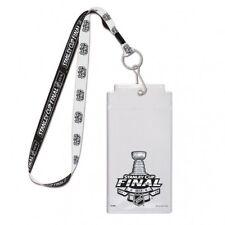 San Jose Sharks Pittsburg Penguins Stanley Cup Final Credential Holder
