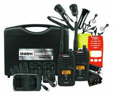Uniden UH820S-2TP UHF Handheld Radio Tradies Pack