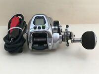 Shimano 12 Force Master 2000MK Big GAME Electric Reel Saltwater Fishing Used 129