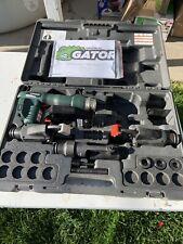 Greenlee Gator GRE-6 Eith Rigid Attachments