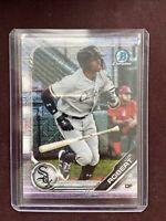 Luis Robert 2019 Bowman Chrome Mega Box Mojo Refractor Chicago White Sox #BCP-44