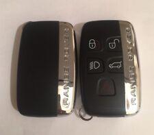 Llave Virgen Smart Key Completo Range Rover Land rover LR4 range Evoca Sport