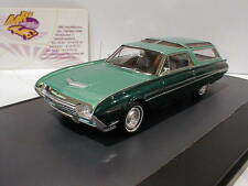 "Matrix 40603-041 - Ford Thunderbird Wagon Baujahr 1962 in ""grün metallic"" 1:43"