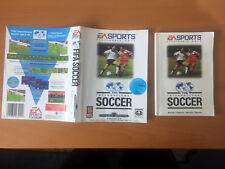 Sega Megadrive - Fifa International Soccer - Box Art & Booklet (No Cartridge)