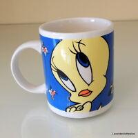 Gibson Looney Tunes Tweety Bird & Sylvester Cat Coffee Tea Mug 2000