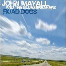 Road Dogs 5034504129627 by John Mayall and The Bluesbreakers CD