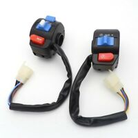 Left Right Hand Handlebar Switch Control Chinese Scooter Moped Parts