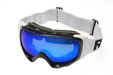 Ravs Alpine Schutzbrille Skibrille Kontrastverstärkt Doppel Scheibe Antibeschlag