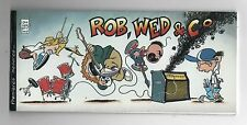 Rob Wed & C°. Premières mesures. Octobre 2000. avec DESSIN de JANVIER