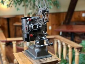 Victor 16mm projector Model 20 Carriage House Cafe Collection
