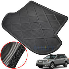 For Subaru Outback 2010-2014 Boot Cargo Liner Rear Trunk Mat Floor Tray Carpet