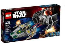Lego Star Wars 75150 Vaders Tie Advanced Vs. A-wing